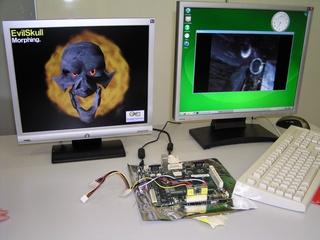 Prezentace PowerPC 5121e (Efika2) a PowerPC 8610
