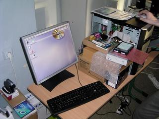 Zprovozneni a instalace AmigaOS 4.0 na mikroA1