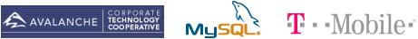 Avalanche, MySQL, T-Mobile (Czech)