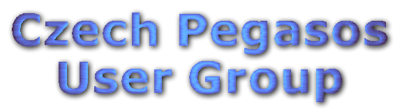 Czech Pegasos User Group